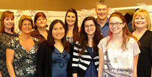 Burke Mountain Optometry Clinic's Team at Port Coquitlam, BC, Canada